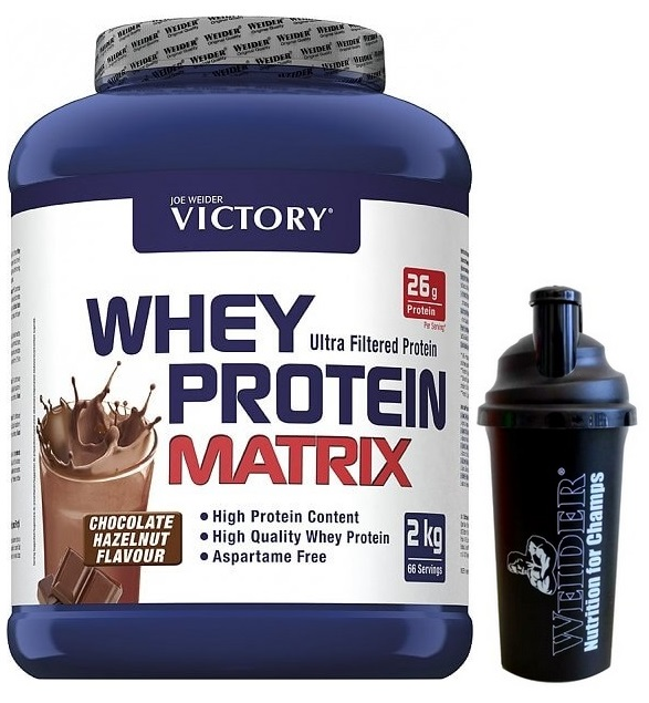 Whey Protein Matrix - 2000 g