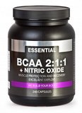 BCAA MAXIMAL 2:1:1 + Nitric Oxide - 240 cps