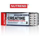 Creatine Compressed Caps - 120 cps