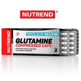 Glutamine Compressed Caps - 120 cps