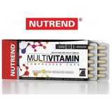 Multivitamin Compressed Caps - 60 cps