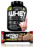 MuscleTech 100% Whey Advanced - 2270 g