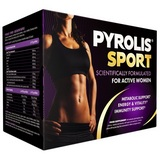 Pyrolis Sport For Active Women - 90 cps + 12 sáčků
