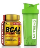 Bcaa Energy Mega Strong Powder - 500 g
