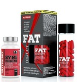 Fat Direct - 60 cps + Synephrine - 60 cps