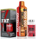 Fat Direct - 60 cps + Carnitine 100000 - 1000 ml