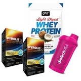 2x Pyrolis 24 - 90 cps + Light Digest Whey Protein - 500 g
