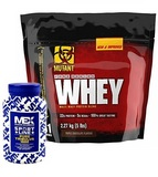 Mutant Whey - 2270 g + Mex Pure Tribulus 1000 - 90 cps