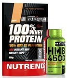 100% Whey Protein - 500 g + HMB 4500 - 100 cps