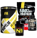 Xtreme Napalm Hardocre - 540 g + 100% Whey Protein - 500 g