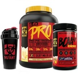 Mutant PRO - 2270 g + Mutant BCAA 9.7 ENERGY - 360 g